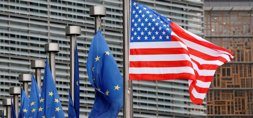 EU COUNTRIES GREEN LIGHT TRADE TALKS WITH US