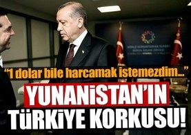 Yunanistan Başbakanı Çipras'ın Türkiye korkusu