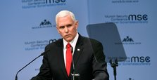 Pence squeezes EU, NATO partners to follow US lead