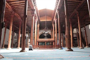 Orta Asyadan Anadoluya taşınan kültür: Ahşap camiler