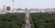 Thousands march in Berlin against coronavirus restrictions