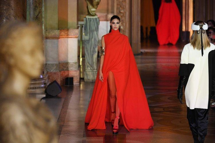 Stephane Rolland Haute Couture Sonbahar/Kış 2019-20