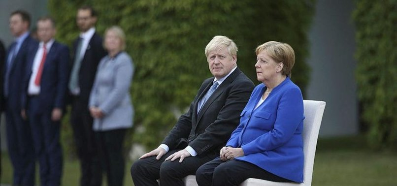 UK, GERMANY AGREE ON COLLECTIVE RESPONSE TO OIL ATTACK