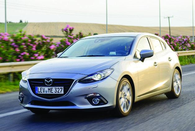 Sürüş izlenimi · Mazda3 1.5 SKY-D AT