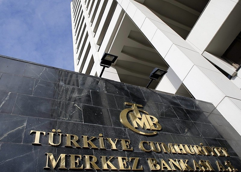Turkey's Central Bank headquarters is seen in Ankara Jan. 24, 2014. (Reuters Photo)