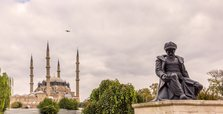 Edirne's Selimiye Mosque: The zenith of Ottoman architecture