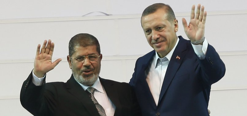 TURKEYS ERDOĞAN PAYS TRIBUTE TO MARTYR MORSI AFTER HIS DEATH