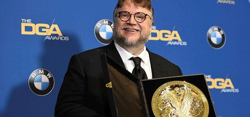 DEL TORO WINS TOP DGA PRIZE FOR THE SHAPE OF WATER