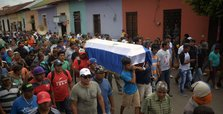 At least 10 shot dead in Nicaragua violence