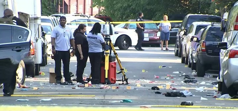 DC SHOOTING LEAVES 1 DEAD, SOME 20 INJURED
