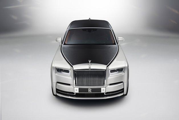 Rolls-Royce, sekizinci nesil Phantom'u tanıttı