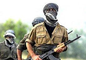 Yakalanan PKK'lı hainin gösterdiği yerde çok sayıda mühimmat bulundu