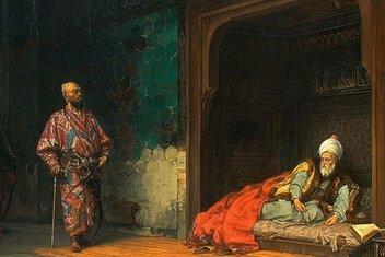 12 soruda Yıldırım Bayezid'in hayatı