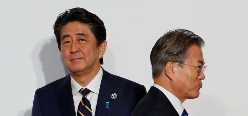 ABE OFFERS TO MEET MOON AFTER MONTHS OF TENSION
