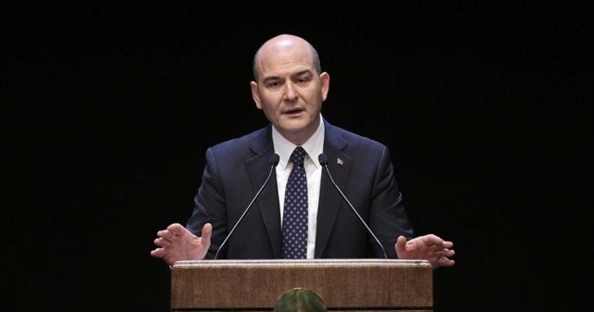 İçişleri Bakanı Süleyman Soylu: FETÖ soruşturmasında 21 bin 929 kişi ihraç oldu