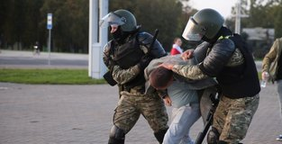 Belarusian police detain 364 people at anti-govt protests