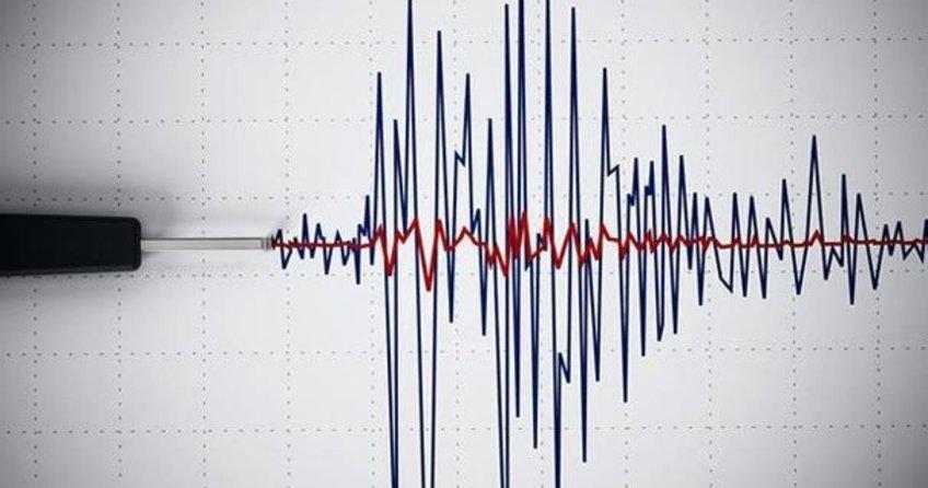 Kuşadası Körfezi'nde deprem