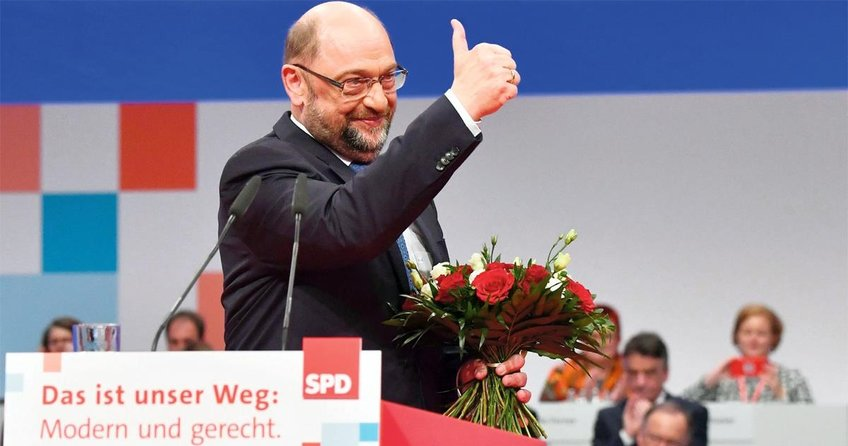 Büyük Koalisyon'a SPD 'evet' dedi