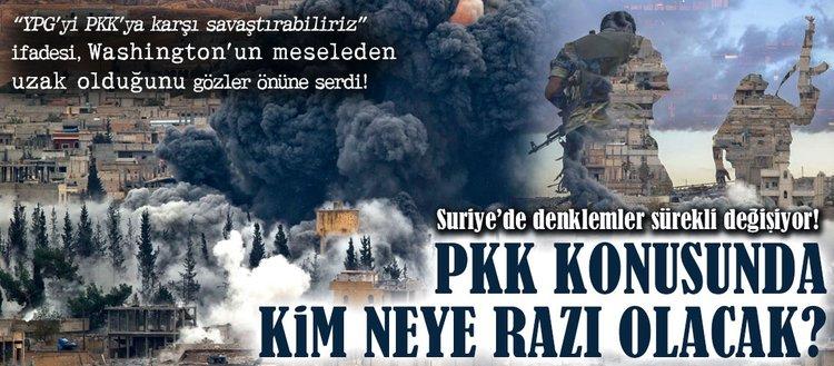 PKK konusunda kim neye razı olacak?