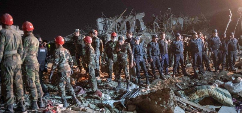 ARMENIA CONTINUING TO COMMIT WAR CRIMES: TURKEYS ÇAVUŞOĞLU