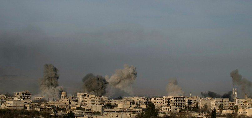 REGIME ATTACKS IN SYRIA 'MAY AMOUNT TO WAR CRIMES': UN