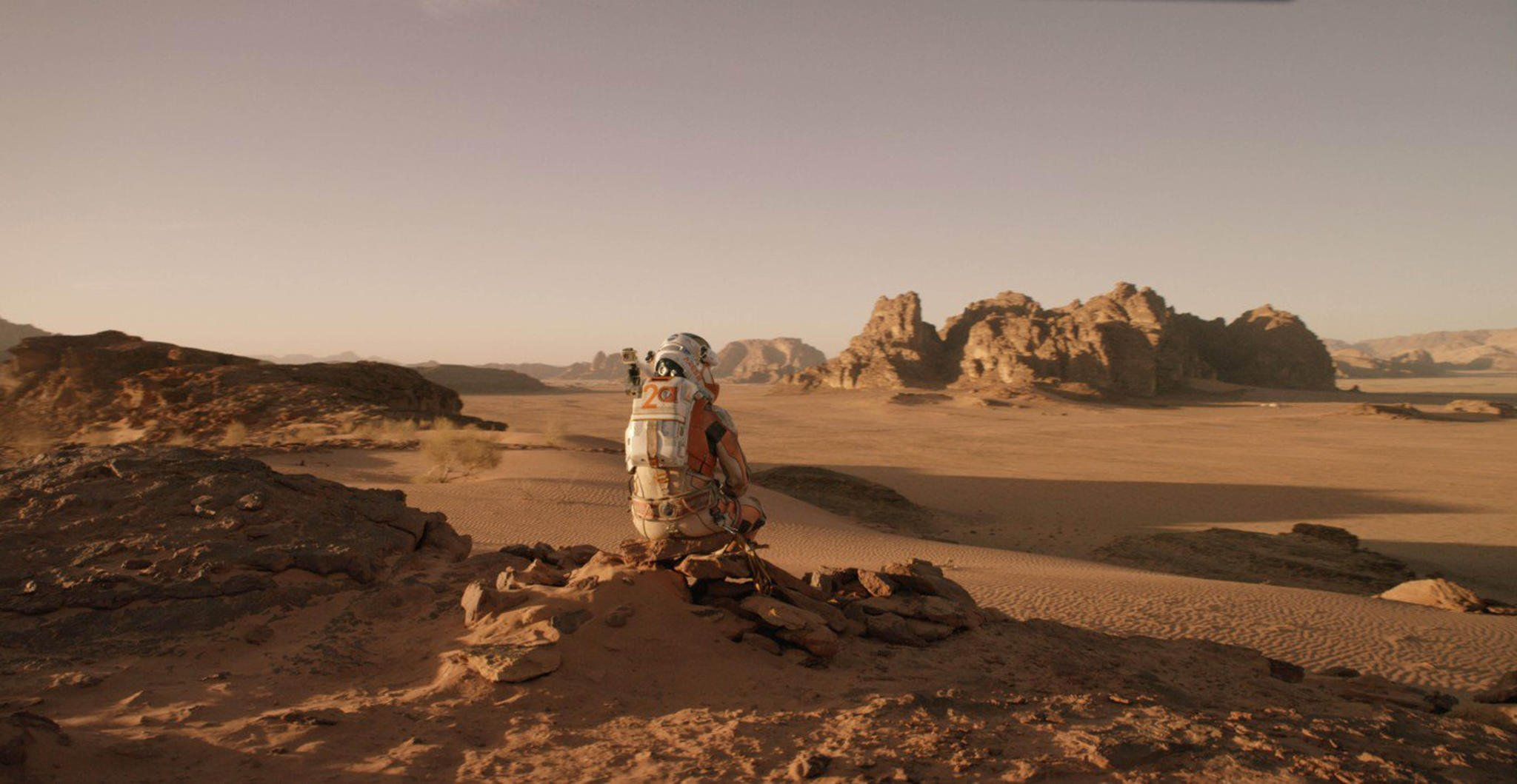 MARS, GEÇMİŞTE DÜNYA'DAKİLERDEN DAHA BÜYÜK NEHİRLERE SAHİP OLABİLİR