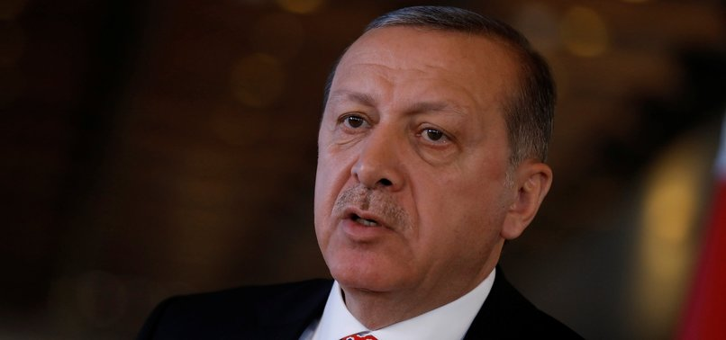 S-400 ISSUE SHOULDN'T DAMAGE US-TURKEY TIES, ERDOĞAN SAYS