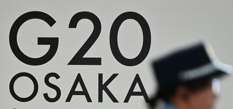 A LOT ON THE PLATE AS ERDOĞAN, LEADERS GATHER FOR G20 SUMMIT