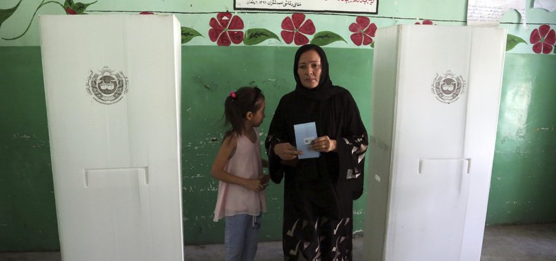 AFGHANISTAN VOTES ON SATURDAY BRAVING TALIBAN THREAT