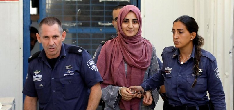 ISRAELI COURT RELEASES TURKISH NATIONAL PENDING TRIAL