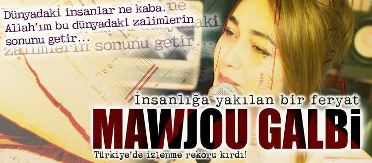 Türkiyede izlenme rekorları kıran Arapça şarkı!