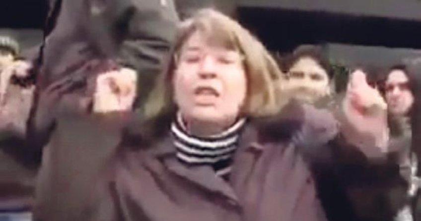 Alın bu kadının elinden pasaportu