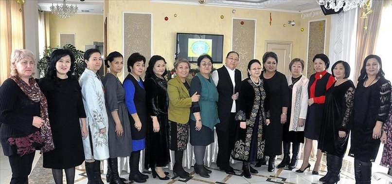 TURKISH AID AGENCY TRAINS 3,000 WOMEN IN KYRGYZSTAN