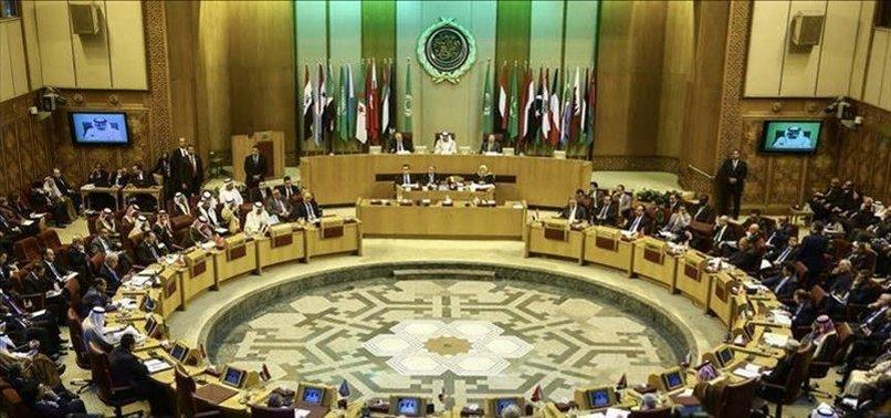 ARAB LEAGUE TO HOLD CRISIS TALKS ON JERUSALEM SATURDAY