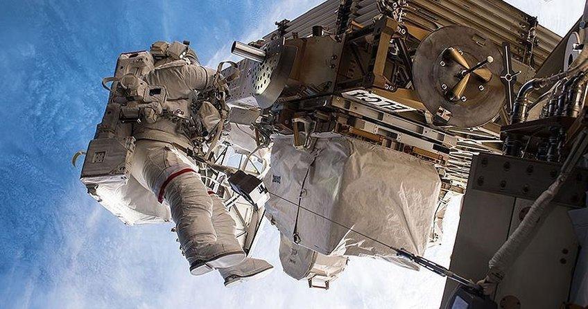 NASAya ait çalıntı saat 28 yıl sonra bulundu