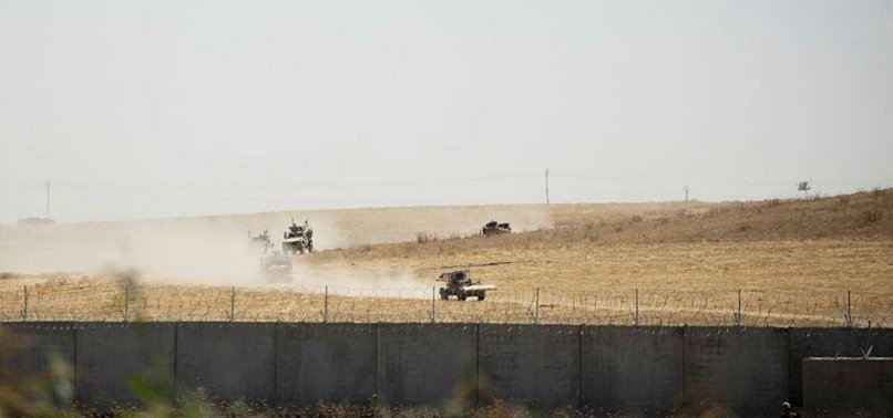 TURKEY-US EFFORTS GO AS PLANNED FOR SYRIA SAFE ZONE