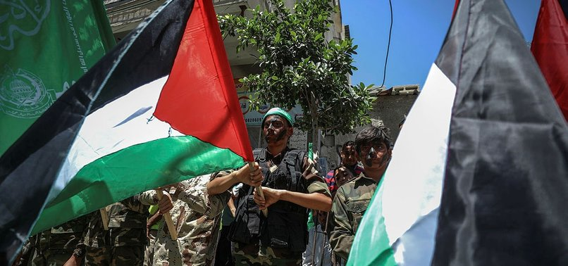 TOUGH CHOICES FOR HAMAS OVER ISRAELI ANNEXATION PLANS