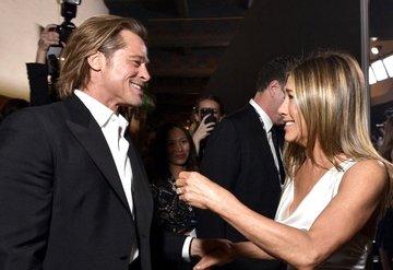 Jennifer Aniston ve Brad Pitt 19 yıl aradan sonra aynı projede!