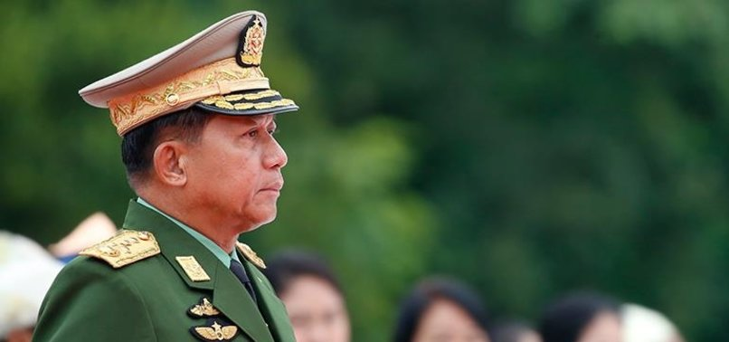 MYANMAR MILITARY CHIEF BOOTED FROM TWITTER