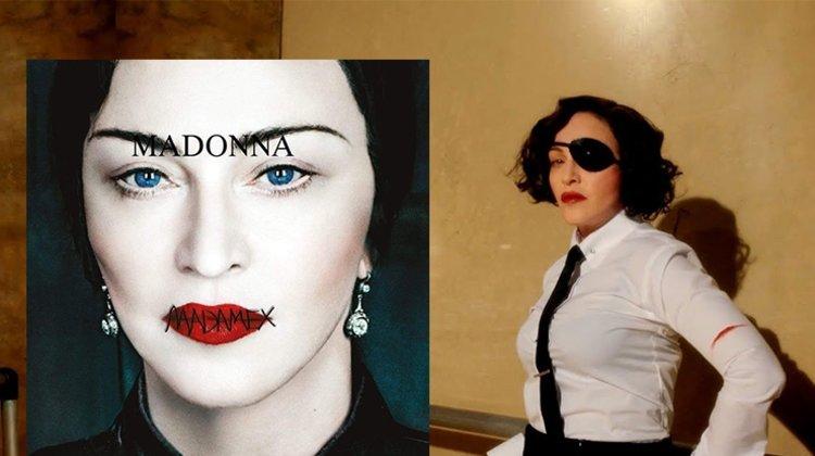 MADONNA'NIN YENİ ALBÜMÜ: MADAME X