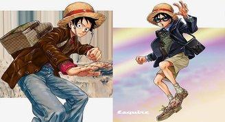 One Piecein yaratıcısı Eiichiro Oda Gucci için Bir Katalog Çizdi