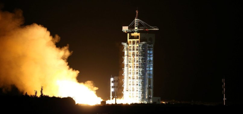 CHINA SENDS NEW REMOTE-SENSING SATELLITE IN SPACE