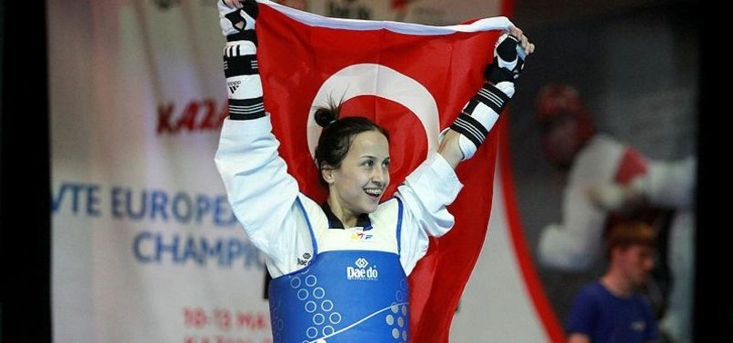 TURKEY WINS BRONZE IN WORLD TAEKWONDO CHAMPIONSHIPS