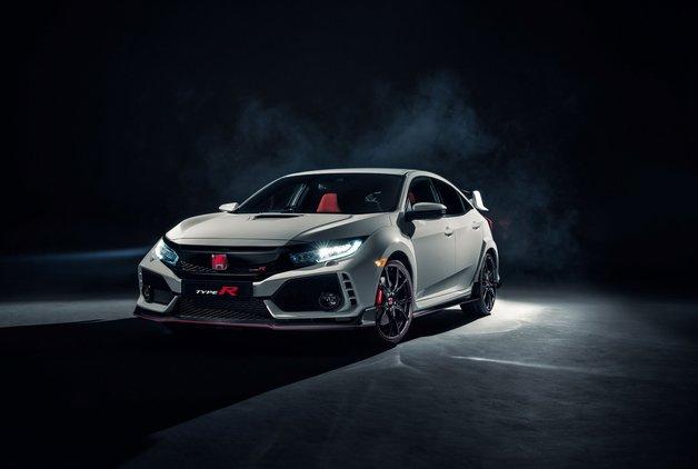 Honda Civic Type R rekor kırdı