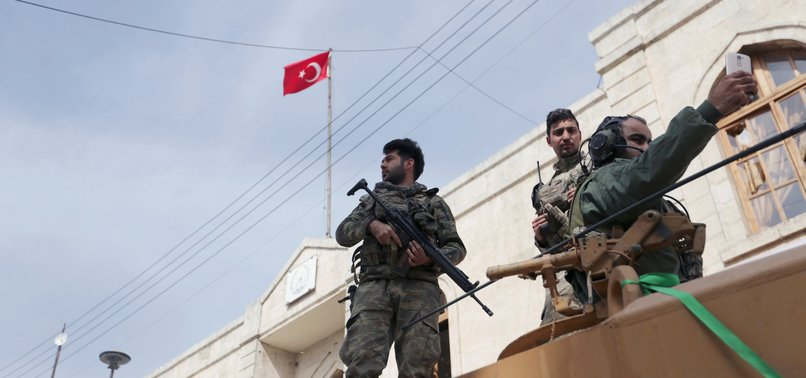 TURKEY PUSHES FOR CLEAR OBJECTIVES IN SYRIA AMID CONTRADICTING INTERESTS OF RUSSIA, US