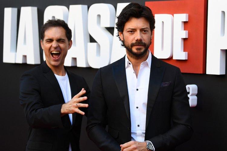 La Casa de Papel 3. sezon galası