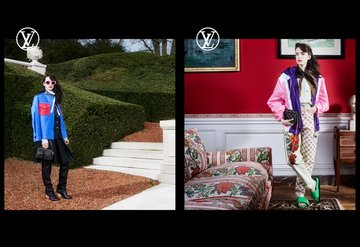 Optimist Yaklaşım: Louis Vuitton Pre-Fall 2021
