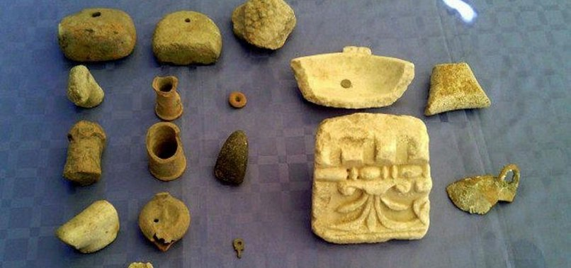 PAKISTAN IN DANGER OF LOSING ITS RARE ARTIFACTS