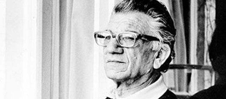 'Türkiye Sosyolojisi'nin öncü ismi: Cahit Tanyol