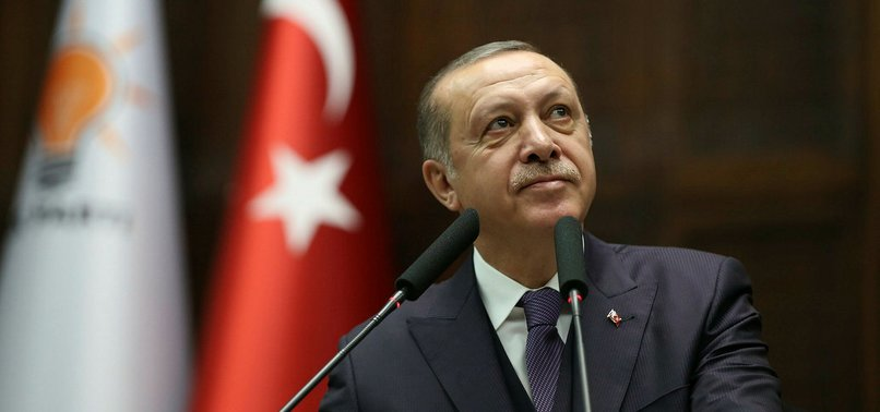 U.S. FUNDING OF PYD/PKK WILL IMPACT TURKEYS DECISIONS, ERDOĞAN SAYS